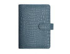 Baby-Croco - Organiseur 16 mois - 11 x 14,5 cm - turquoise - Exacompta
