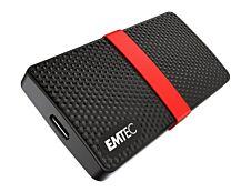 EMTEC SSD Power Plus X200 - Disque SSD - 128 Go - USB 3.1 Gen 1