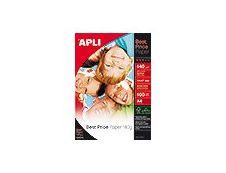 Apli Paper - Papier photo brillant - A4 - 140 g/m² - 100 feuilles