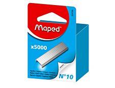 Maped - Boîte de 5000 Agrafes N°10 - jusqu'à 15 feuilles