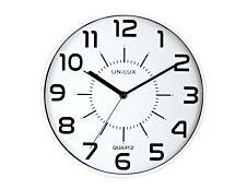 Unilux - Horloge Pop - mécanisme quartz - 28 cm - blanc