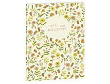 Carnet de notes Green by Julie Adore - 15 x 21 cm - Exacompta