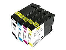 Canon PGI-2500XL - compatible UPrint C.2500XL - pack de 4 - noir, cyan, magenta, jaune - cartouche d'encre