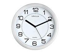 Unilux - Horloge Attraction - 22 cm - gris