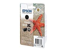 Epson 603XL Etoile de mer - noir - cartouche d'encre originale