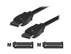 MCL Samar - câble DisplayPort 1.2 (M) - 2 m