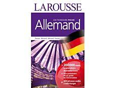 Larousse Dictionnaire de poche Allemand