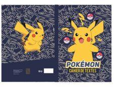 Cahier de textes Pokemon - 15 x 21 cm - Bagtrotter