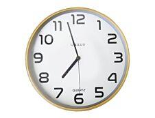 Unilux - Horloge Baltic - 30,5 cm - bois clair