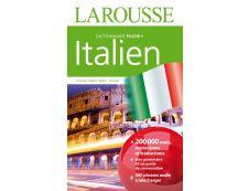 Larousse Dictionnaire Poche Plus Italien