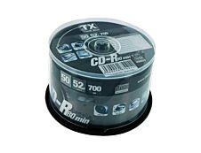 TX -  cloche de  50 CD-R - 700 MB