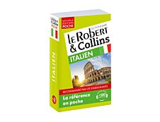 Le Robert & Collins Dictionnaire de poche Italien