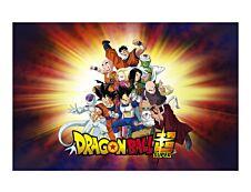 Clairefontaine Dragon Ball - Sous-main - 40 x 60 cm - noir