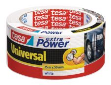 Tesa extra Power Universal - Rouleau toilé multi-usages - 50 mm x 25 m