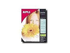 Apli Paper EVERYDAY - Papier photo brillant - 10 x 15 cm - 180 g/m² - 100 feuilles