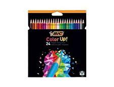 BIC Color UP! - 24 Crayons de couleur