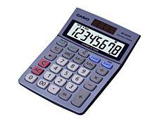 Calculatrice de bureau Casio MS-88TER - 8 chiffres - alimentation batterie et solaire