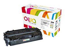 HP 05X / Canon 719H - remanufacturé Owa K15121OW - noir - cartouche laser