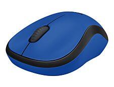 Logitech M220  - souris sans fil silencieuse - bleue