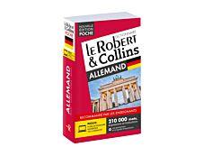 Le Robert & Collins Dictionnaire de poche Allemand