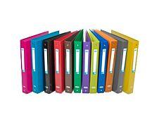 Oxford Colorlife - Classeur à anneaux - Dos 40 mm - A4 - pour 225 feuilles - disponible dans différentes couleurs