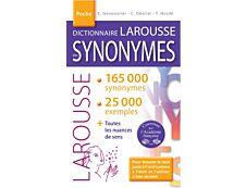 Larousse Dictionnaire des Synonymes format poche