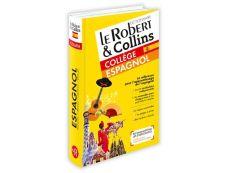 Le Robert & Collins Dictionnaire Collège Espagnol