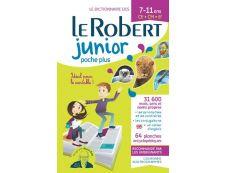 Le Robert Junior Dictionnaire de poche Plus