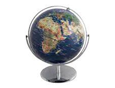 Carpentras Sign - Globe non lumineux - 25 cm - bleu