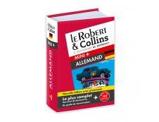 Le Robert & Collins - Dictionnaire Mini Plus Allemand - Nouvelle édition