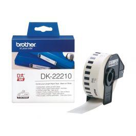 bobine Pour QL-570 100 X Brother Compatible DK-22205 Imprimante Étiquettes 62 mm Rouleau