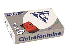 Clairefontaine DCP - Papier ultra blanc - A4 (210 x 297 mm) - 100 g/m² - 500 feuille(s)