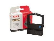 OKI 9002315 - noire - original - ruban d'impression