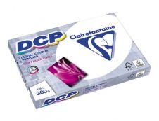Clairefontaine DCP - Papier ultra blanc - A3 (297 x 420 mm) - 300 g/m² - 125 feuille(s) - ramette de papier