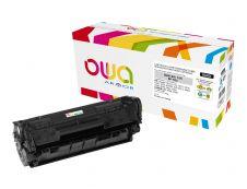 HP 12A - remanufacturé OWA - noir - cartouche laser