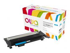 OWA - cyan - remanufacturé - cartouche de toner (alternative pour: Samsung CLT-C404S)