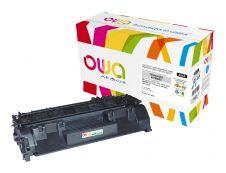 HP 05A - remanufacturé OWA - noir - cartouche laser