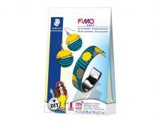 FIMO soft DIY jewellery pack Circles - pâte à modeler