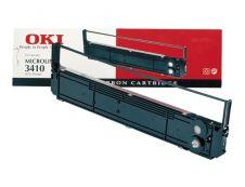 OKI 9002308 - noire - original - ruban d'impression