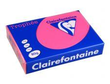 Clairefontaine Trophée - papier couleur - 80g/m² - A4 - 500 feuilles - Canari