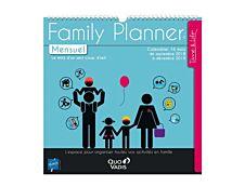 Quo Vadis Time & Life - planificateur familial