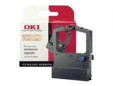 OKI 9002316 - noire - original - ruban d'impression