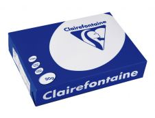 Clairefontaine - Papier blanc - A4 (210 x 297 mm) - 90 g/m² - 500 feuille(s)