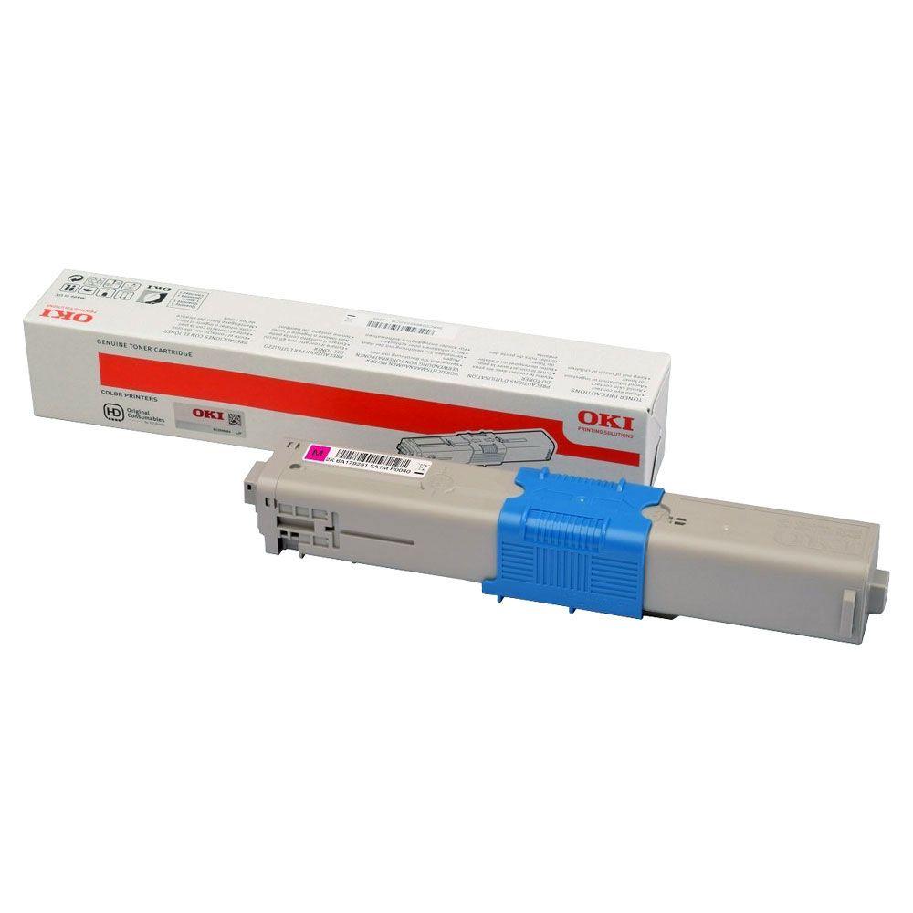 OKI 46508714 - magenta - cartouche laser d'origine