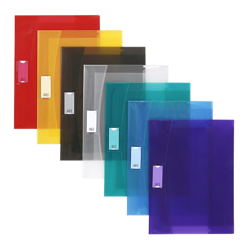 Viquel Strong - Protège cahier avec rabats - 17 x 22 cm - violet