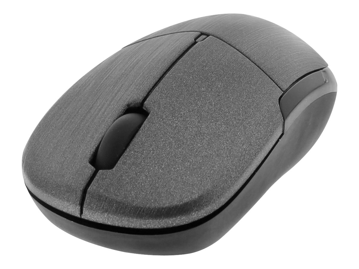T'nB MOOVE - souris - Bluetooth 3.0 - noir brossé