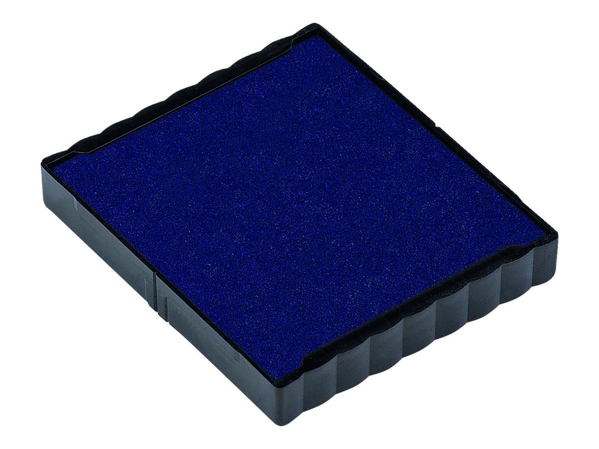Trodat - 3 Encriers 6/4924 recharges pour tampon Printy 4740/4924/4940 - bleu
