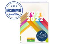 Agenda personnalisable Bureau Vallée