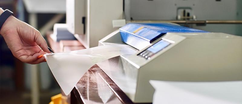 Plastifiez vos documents chez Bureau Vallée